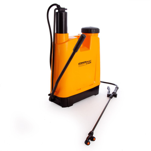 Sealey SS4 Backpack Sprayer - Capacity 16 Litres - 1