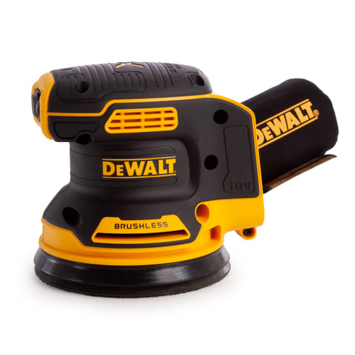 Dewalt DCW210N 18V XR Random Orbit Sander 125mm (Body Only) - 3