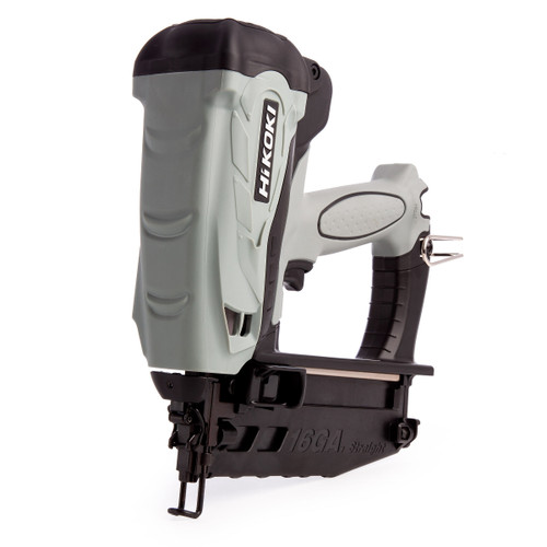 HiKOKI NT 65GS 3.6V Gas Finish Nailer 65mm / 2. 1/2 Inch (2 x 1.5Ah Batteries) - 2