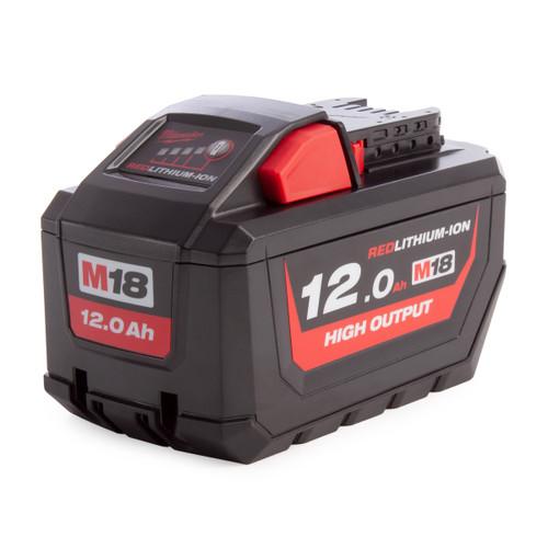 Milwaukee M18 HB12 18V REDLITHIUM High Output Battery 12.0Ah - 3
