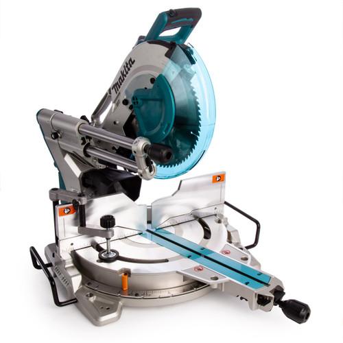 Makita LS1219L Slide Compound Mitre Saw with Laser Marker 305mm 110V