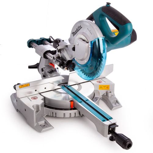Makita LS0815FLN Slide Compound Mitre Saw 216mm / 8. 1/2 Inch 240V - 6