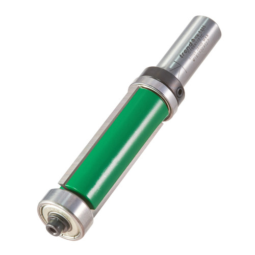 """Trend C199X1/2TC 90 Degree Double Guided Trimmer 19mm x 50mm x 1/2"""" Shank - 1"""