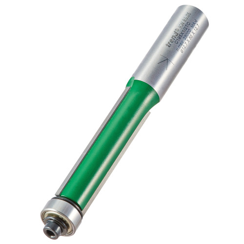 """Trend C195X1/2TC 90 Degree Guided Trimmer 12.7mm x 1/2"""" Shank - 1"""