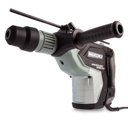 HiKOKI DH 40MEY SDS-Max Brushless Rotary Demolition Hammer 240V - 6
