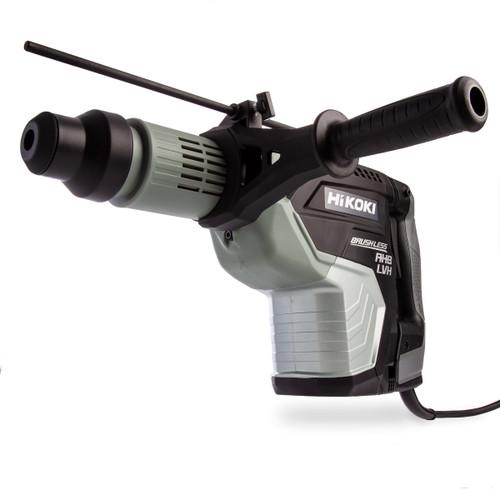 HiKOKI DH 45ME SDS Max Brushless Rotary Demolition Hammer 240V - 6