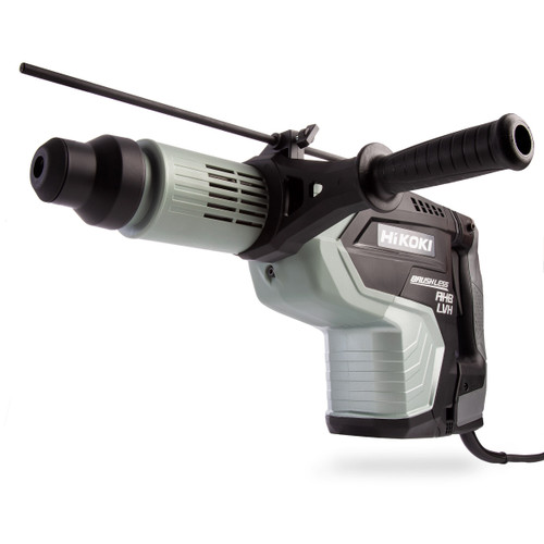 HiKOKI DH 52ME SDS Max Brushless Rotary Demolition Hammer 240V - 6