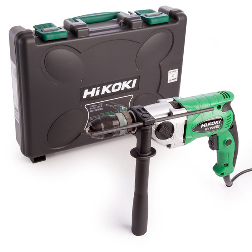 HiKOKI DV 20VB2 Impact Drill 790W 20mm / 3/4 Inch 110V - 3