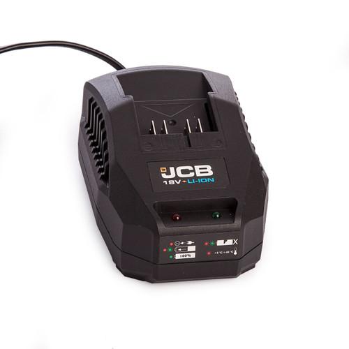 JCB 18VFC 18V Fast Charger  - 1