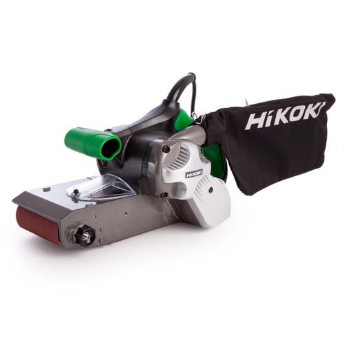 HiKOKI SB 10V2 1020W Belt Sander 100mm / 4 Inch 240V - 2