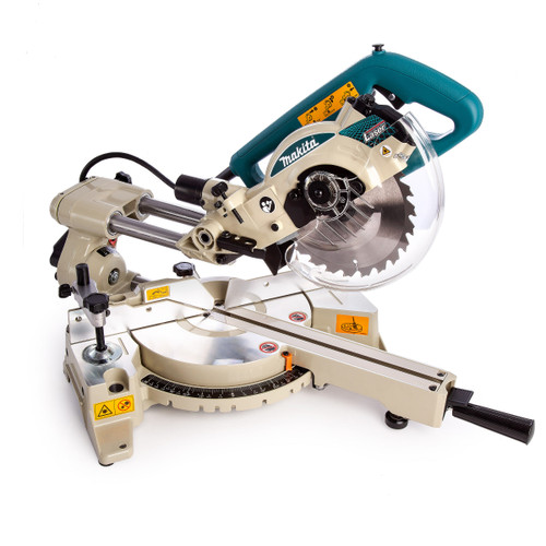Makita LS0714LN Slide Compound Mitre Saw 190mm / 7. 1/2 Inch 240V - 6