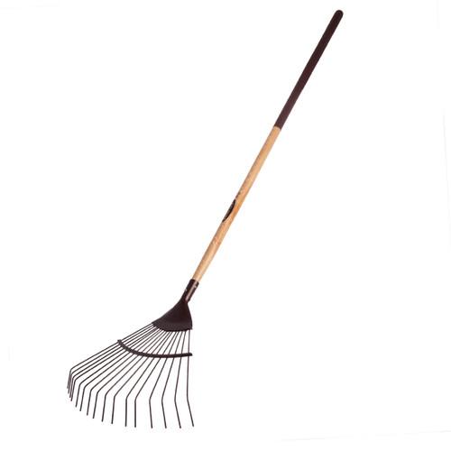 Spear & Jackson 4155NB Elements Flexo Lawn Rake - 1