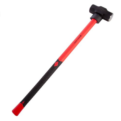 Spear & Jackson SJ-DSH112FG Fibreglass Double Faced Sledge Hammer 7lb - 1