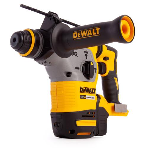 Dewalt DCH283N 18V XR Brushless 3-Mode SDS Plus Hammer Drill (Body Only) - 4