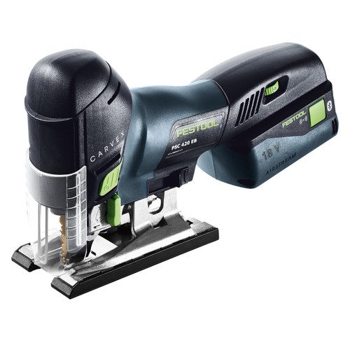 Festool 575684 18V Pendulum Jigsaw PSC 420 Li5,2 EBI-Plus CARVEX (1 x 5.2Ah Battery) - 3