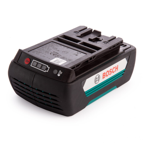 Bosch 1607A350ER 36V 1.3Ah Green Battery for Gardening Appliances (2607336631) - 2