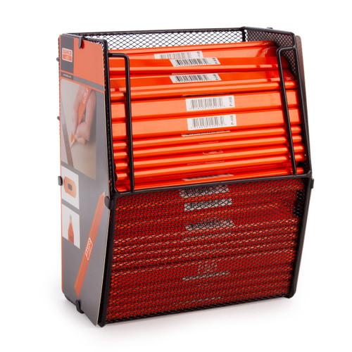Bahco PENCIL-200 Carpenters Pencils In Display Cage (200 Piece) - 2