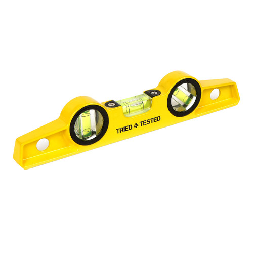 Buy Tried + Tested TT055 Magnetic Scaffold Level 240mm at Toolstop