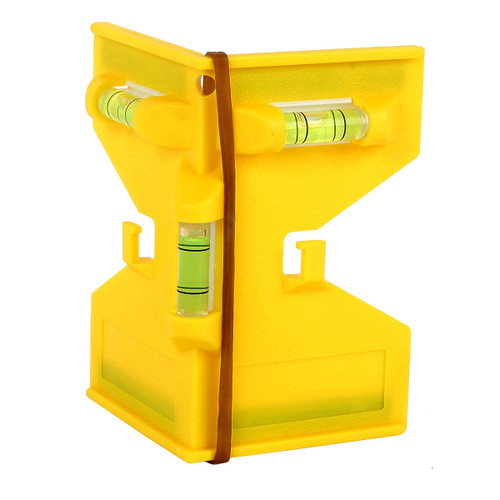 Buy Tried + Tested TT012 Magnetic Post Spirit Level With 3 Vials at Toolstop