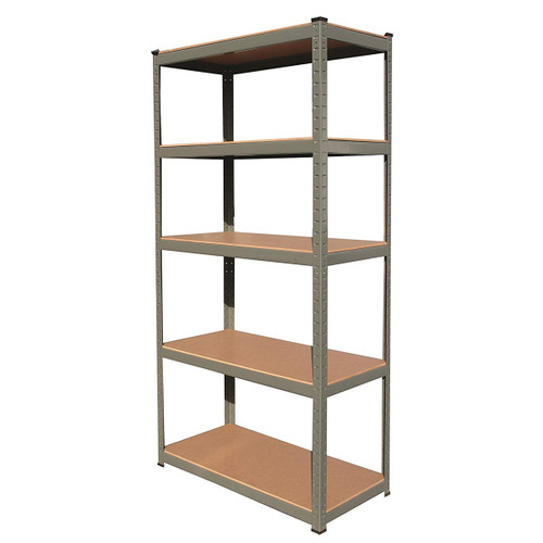 Buy Hilka SHP5265 Boltless Shelving System - 5 Tier 265kg for GBP37.5 at Toolstop