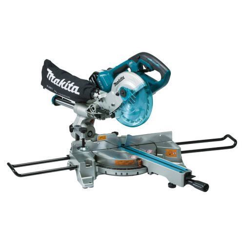 Makita DLS714 36V LXT Brushless Slide Compound Mitre Saw 190mm (Body Only) Accepts 2 x 18V Batteries - 5