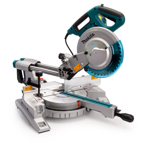 Makita LS1018LN Slide Compound Mitre Saw with Laser 255-260mm 110V - 8