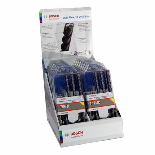 Buy Bosch 2608837138 SDS Plus Drill Bit Set CTU - 20 x 5 Piece at Toolstop