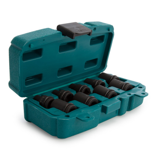 Makita P-46953 Impact Socket Set 1/2in Drive (9 Piece) - 2