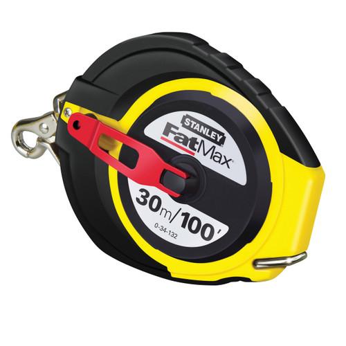 Buy Stanley 0-34-132 FatMax Long Tape Measure 30m /100ft at Toolstop
