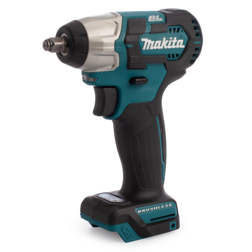 Makita TW160DZ 12Vmax CXT Impact Wrench 3/8in Square Drive (Body Only) - 3