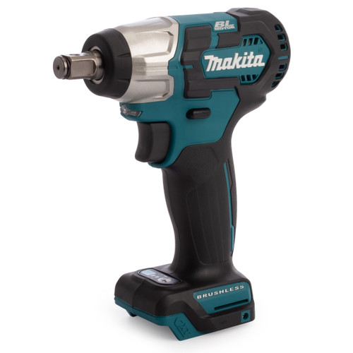 Makita TW161DZ 12Vmax CXT Impact Wrench 1/2in Square Drive (Body Only)