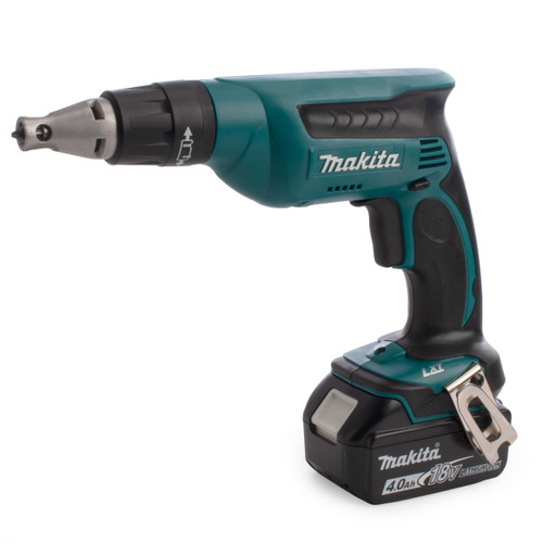 Makita DFS451RMJ 18V LXT Drywall Screwdriver (2 x 4.0Ah Batteries) - 2