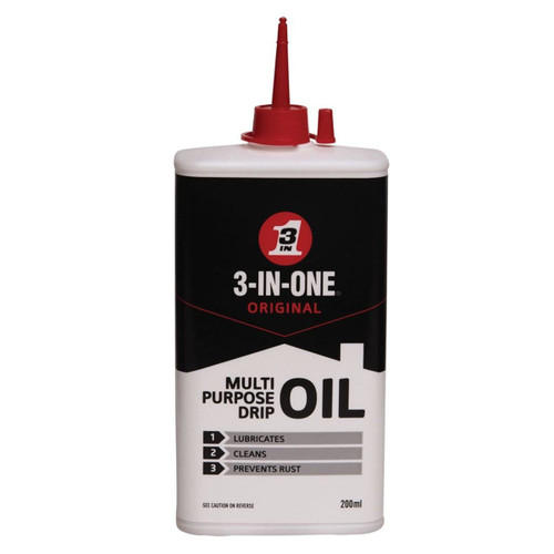Buy WD-40 3 in One Multi Purpose Oil (44003) 100ml for GBP2.08 at Toolstop