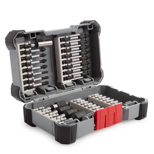 Bosch 2608522365 Impact Screwdriver Bit Set (36 Piece) - 3