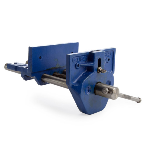 Eclipse EWWPS7 Plain Screw Woodworking Vice 7 Inch / 178mm - 1