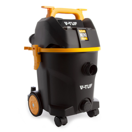 V-TUF Mini Plus M-Class Wet & Dry Dust Extractor 20L 240V - 4