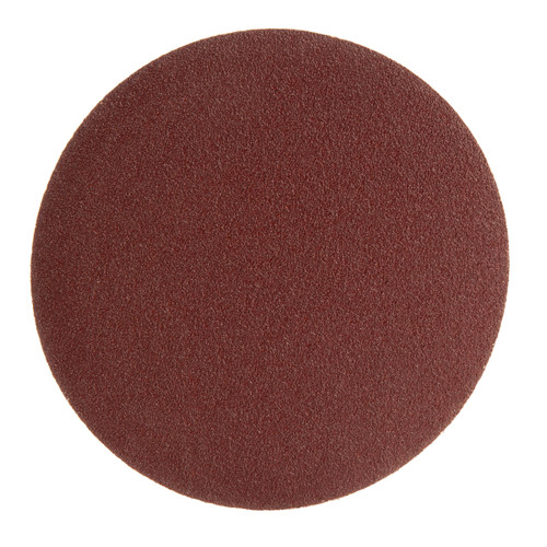 Abracs ABHL0125080 Hook & Loop Sanding Discs 125mm x 80 Grit  (Pack Of 25) - 1