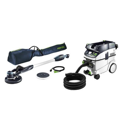 Festool 575458 LHS-E 225/CTM36-Set PLANEX Long Reach Sander & Dust Extractor 110V - 1