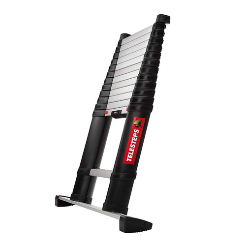 Telesteps 70235-601 Prime Line Telescopic Ladder With Stabilizers 3.5m - 2