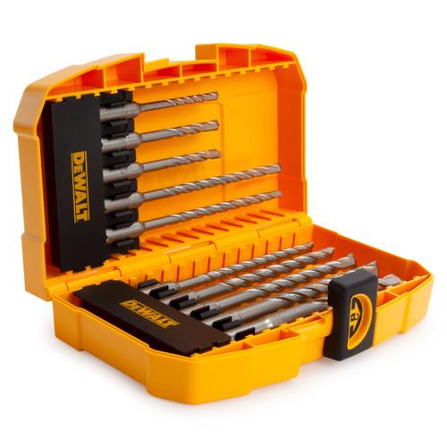 Dewalt DT7935B Extreme 2 SDS+ Drill Bit Set (10 Piece) - 2