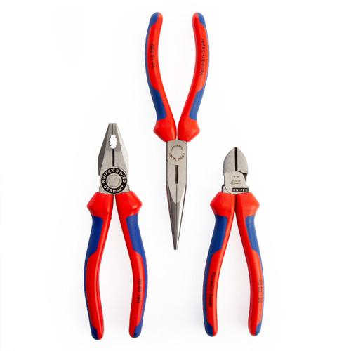 Knipex 002011 Professional Plier Set (3 Piece) - 4