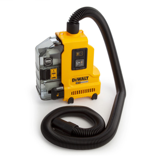 Dewalt DWH161N 18V XR Universal Dust Extractor (Body Only) - 3