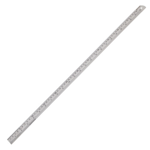 Tried + Tested TT061 Stainless Steel Rule 600mm / 24 Inch - 1