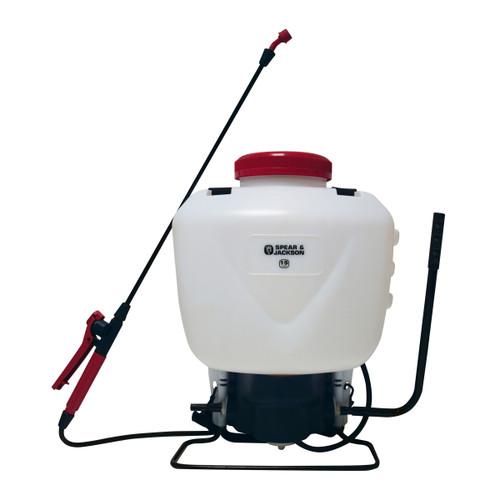 Spear & Jackson 15LPAPS Backpack Style Pump Action Pressure Sprayer 15L - 2