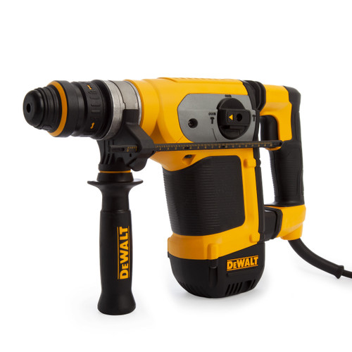 Dewalt D25417KT 32mm SDS+ Combination Hammer Drill 4kg 110V - 3