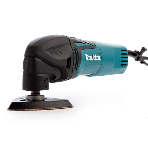 Makita TM3000CX14 Oscillating Multi-Tool with 12 Accessories 240V - 5