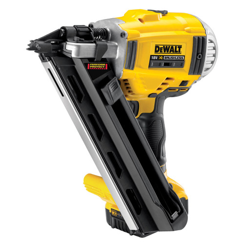 Dewalt DCN692P2 18V XR Brushless 2 Speed Framing Nailer(2 x 5.0Ah Batteries) - 4