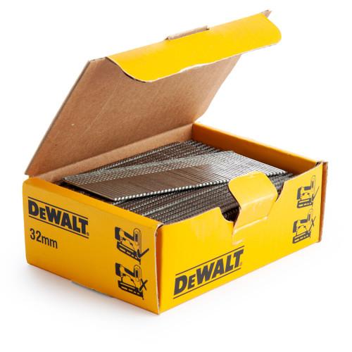 Dewalt DT9900 16 Gauge Galvanised Nails For DC618 32mm (Pack Of 2500) - 1