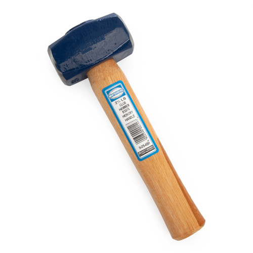 Whitehouse W-015-40BH BS876 Club Hammer with Hickory Handle 2 1/2lb - 1