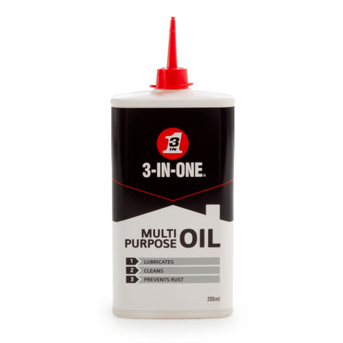 3-In-One 8130T31 Large Flexican Multi Purpose Drip Oil - 1